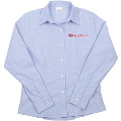 Oxford Shirt Long Sleeve-Ladies