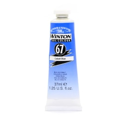 Winsor & Newton Winton Oil Colors, 37 mL, Cobalt Blue, Pack Of 2