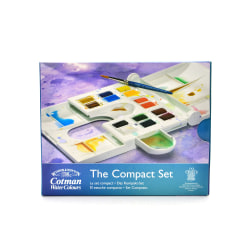 Winsor & Newton Cotman Watercolor Compact Set, Set Of 14
