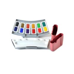 Pelikan Transparent Watercolors, Pack Of 12