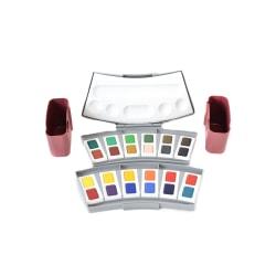 Pelikan Transparent Watercolors, Pack Of 24