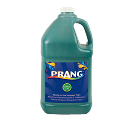 Prang® Ready-To-Use Tempera Paint, 128 Oz., Green