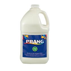 Prang® Ready-To-Use Tempera Paint, 128 Oz., White