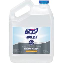 PURELL Professional Surface Disinfectant, Fresh Citrus Scent, 1 Pour Gallon
