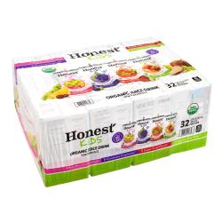 Honest Kids Organic Juice Drink Variety Pack, 6.75 Fl Oz, Pack Of 32