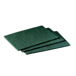 Scotch-Brite™ Heavy-Duty No. 96 Scrub Pads, Pack Of 10