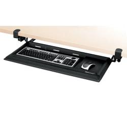 Fellowes® Designer Suites™ DeskReady™ Keyboard Drawer, Black