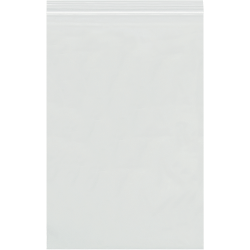 """Office Depot® Brand 4-Mil Reclosable Poly Bags, 6"""" x 9"""", Case Of 1,000"""