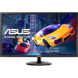 "ASUS® VP28UQG 28"" 4K UHD LED LCD Monitor, HDMI x 2, DisplayPort"