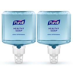 Purell® ES8 Professional Healthy Foam Hand Soap, 40.5 Oz, Carton Of 2 Refills