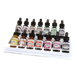 Dr. Ph. Martin's Radiant Concentrated Watercolor Set, Set B