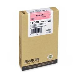 Epson UltraChrome K3 Original Ink Cartridge - Inkjet - Magenta - 1 Each
