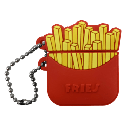 Digital Energy World USB Flash Drive, 16GB, French Fries