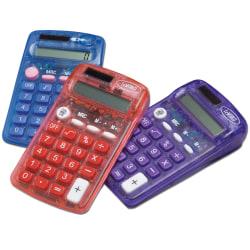 Learning Advantage Student Calculators, Pack Of 6, CTU7506BN