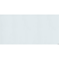 Lorell® Magnetic Dry-Erase Bulletin Board, Glass, 72'' x 36'', White