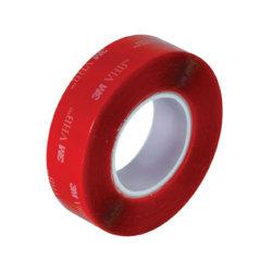 """3M® 4905 VHB Tape, 1/2"""" x 5 Yd., Clear"""