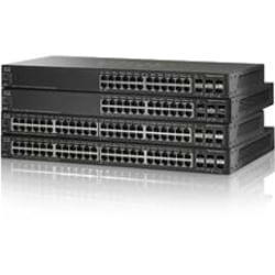 Cisco SG500-28P 28-port Gigabit POE Stackable Managed Switch - 28 Ports - Manageable - 3 Layer Supported - Twisted Pair - PoE Ports - Rack-mountable - Lifetime Limited Warranty