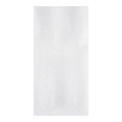 Hoffmaster Airlaid Guest Towels, White, Carton Of 500