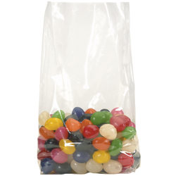 """Office Depot Brand 2 Mil Gusseted Poly Bags 10"""" x 6"""" x 30"""", Box of 500"""