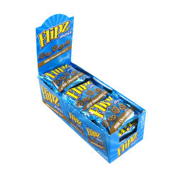 Flipz Milk Chocolate Pretzels, 2-Oz Box, Pack Of 12