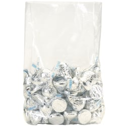 """Office Depot® Brand 3 Mil Gusseted Poly Bags 10"""" x 6"""" x 22"""", Box of 500"""