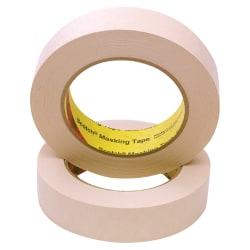 "Scotch® Premium-Grade Masking Tape, 1"" x 60 Yd."