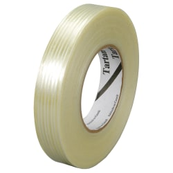 "3M™ 8932 Strapping Tape, 3"" Core, 0.75"" x 60 Yd., Clear, Case Of 12"