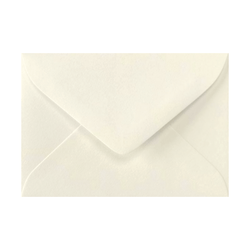 """LUX Mini Envelopes With Moisture Closure, #17, 2 11/16"""" x 3 11/16"""", Natural, Pack Of 250"""