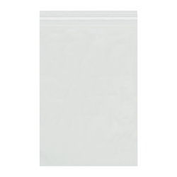 """Office Depot® Brand Reclosable 2-mil Poly Bags, 26"""" x 28"""", Clear, Case Of 250"""