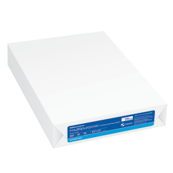 """Office Depot® Multi-Use Paper, 3-Hole Punched, Letter Size (8 1/2"""" x 11""""), 96 (U.S.) Brightness, 20 Lb, Ream Of 500 Sheets"""