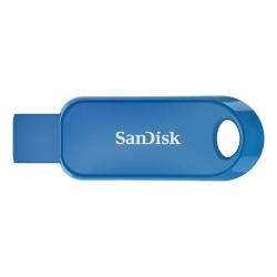 Sandisk Cruzer Snap USB Flash Drive, 32GB, Blue