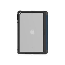 OtterBox Symmetry Carrying Case (Folio) Apple iPad (7th Generation) Tablet - Blue