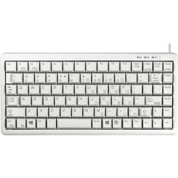 CHERRY Ultraslim G84-4100 Compact Keyboard - USB