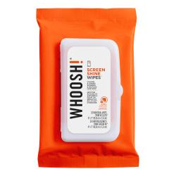 WHOOSH! Screen Shine Wipes, Pack Of 20 Wipes