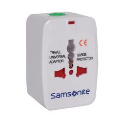 Samsonite® Power Adapter, World Wide, White