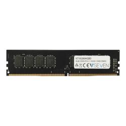 V7 - DDR4 - module - 4 GB - DIMM 288-pin - 2400 MHz / PC4-19200 - CL17 - 1.2 V - unbuffered - non-ECC