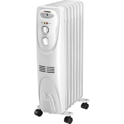 Lorell® 29552 Oil Filled Radiator Heater