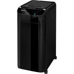 Fellowes® AutoMax™ 350C 350 Sheet Cross-Cut Shredder, 4964001