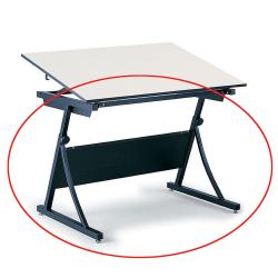 Safco® Planmaster Drafting Table Base, Black