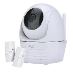 ALC SensorCam II Full HD 1080p Indoor Pan/Tilt Security Wi-Fi Camera With Siren, AWF33-S2
