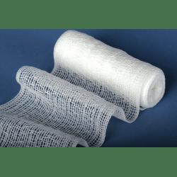 "Medline Non-Sterile Sof-Form Conforming Bandages, 2"" x 75"", 12 Per Box, Case Of 8 Boxes"