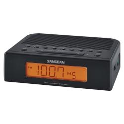 Sangean RCR-5 Desktop Clock Radio - 600 mW RMS