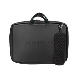 "Mobile Edge Alienware Vindicator AWV15SC2.0 Carrying Case (Briefcase) for 15.6"" Notebook - Black, Teal - Weather Resistant Base, Scratch Resistant, Slip Resistant Base, Scrape Resistant"