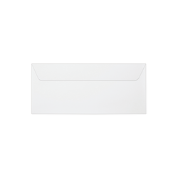 """LUX Full-Face Window Envelopes With Peel & Press Closure, #10, 4 1/8"""" x 9 1/2"""", Bright White, Pack Of 500"""