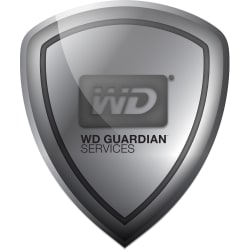 WD Guardian Pro - Plan - 1 Year - Warranty - Technical - Parts - Electronic and Physical Service