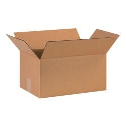 "Office Depot® Brand Corrugated Cartons, 16"" x 10"" x 8"", Kraft, Pack Of 25"