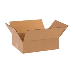 "Office Depot® Brand Corrugated Cartons, 10"" x 8"" x 3"", Kraft, Pack Of 25"