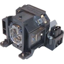 eReplacements ELPLP38, V13H010L38 - Replacement Lamp for Epson - 170 W Projector Lamp - UHE - 3000 Hour Economy Mode, 2000 Hour""