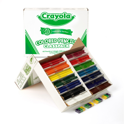 Crayola® Classpack® Color Pencils, Set Of 462