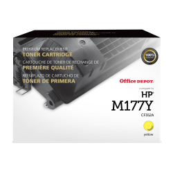 Clover Imaging Group 200755P Remanufactured Toner Cartridge Replacement For HP 130A Yellow